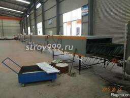 Комплект оборудования металлочерепицы вермикулита в Китае
