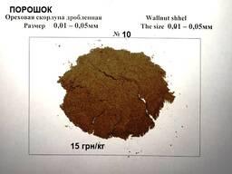 核桃壳磨料粉