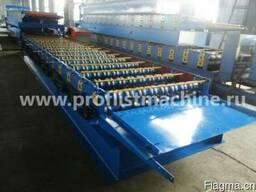 Купить станок для изготовления профнастила С17 из Ктиая - фото 1