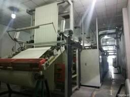 Lafer Liquid Ammonia Mercerizing Machine.