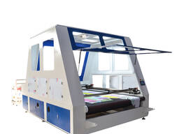 Лазерный станок с высоким камером для рекзки ткани