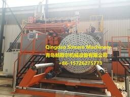 Линии по производству спиральновитой труб оболочки/ливневой канализации/емкости из пэ/пнд