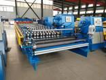Оборудование по изготовлении металлочерепицыRuukki Adamante - фото 1