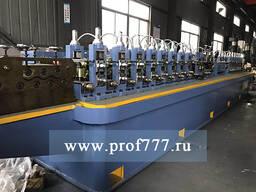 Линия для изготовления профильной трубы модель JB25 в Китай