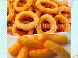 Линия для производства Cheetos