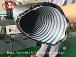 Линия для производства двухслойных гофрированных труб - photo 2