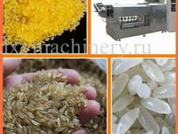 Линия для производства исскуственного риса