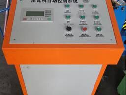 Оборудование для производства профнастила C10 в Китае