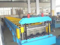 Линия для производства профнастила H114 в Китае