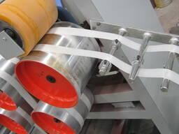Линия для производства упаковочной ленты из ПП