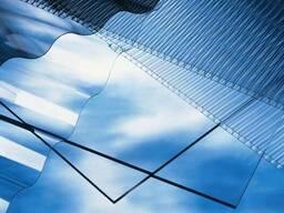 Линия для сотового поликарбоната из ПК 2100мм*2-10мм, PC UV