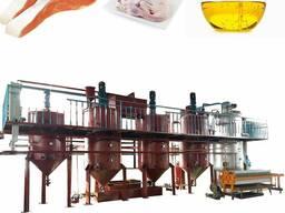 Оборудование для вытопки животного жира, сала в технический