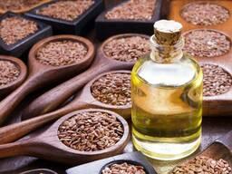 Линия по производству льняного масла холодным отжимом