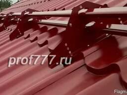 Линия по производству овальных труб к снегозадержателям, КНР