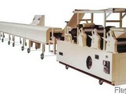 Линия по производству печенья