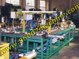 Оборудование для производства отрезных и шлифовальных кругов