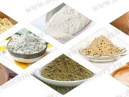 Линия производства питательных зерновых порошок