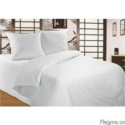 Manufacture of bed linen for hotels, home textiles