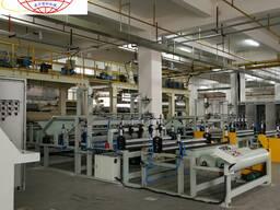 SMS Spunbond Meltblown Composite Nonwoven Fabric Production