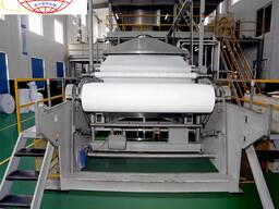 PP Melt-Blown Fabric Sheet Extrusion Line