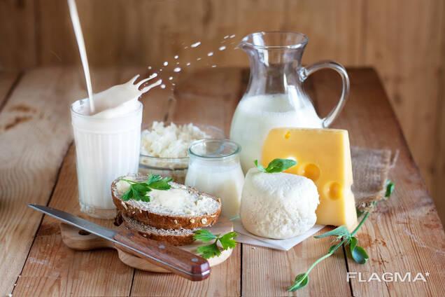 Молочные продукты производства РБ, сухое молоко, СОМ, и др.