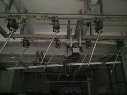 莫里森绳染设备 , Morrison rope indigo dyeing line, USA Origin - photo 6