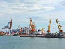 Морские перевозки из Китая в Украину