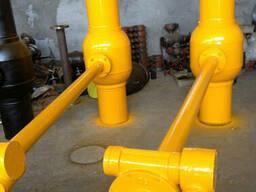 MQ361F-Кран шаровой цельносварной для подземной установки с