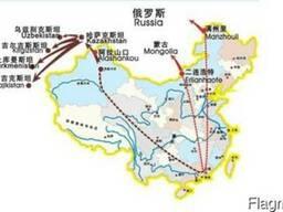 Мультимодальные перевозки Китай-Kustanai