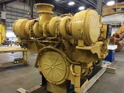 New CAT marine propulsion engine 3516 C-HD / SCAC