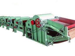 NSX-FS1060 разрыхлитель для переработки текстильных отходов - фото 4
