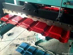 Оборудование для производства металлочерепицы Каскад 21