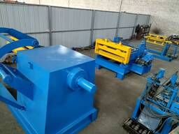 Оборудование для продольно поперечной резки металла в Китае