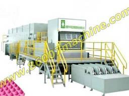 Оборудование для производства бугорчатой прокладки.