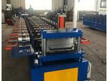 Оборудование для производства фальцевой кровли из Китая - фото 1