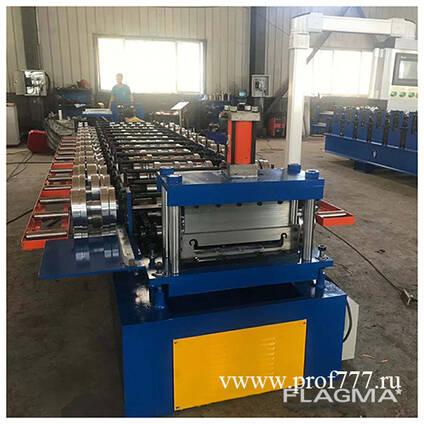 Оборудование для производства фальцевой кровли из Китая