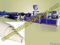 Оборудование для производства комбинированных полипропиленов