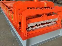 Купить оборудование для производства металлочерепицы Диамант плюс Diamond plus из Китая