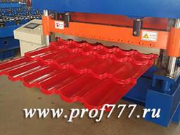 Оборудование для производства модульной металлочерепицы Квин