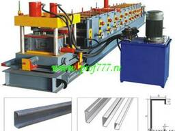 Оборудование для производства профиля C80-300 из Китая