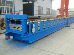 Оборудование для производства профнастила Н126 низкая цена