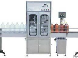 Оборудование для розлива масла