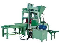 Оборудование по производству брусчатки и бетонных блоков QF4 - фото 5
