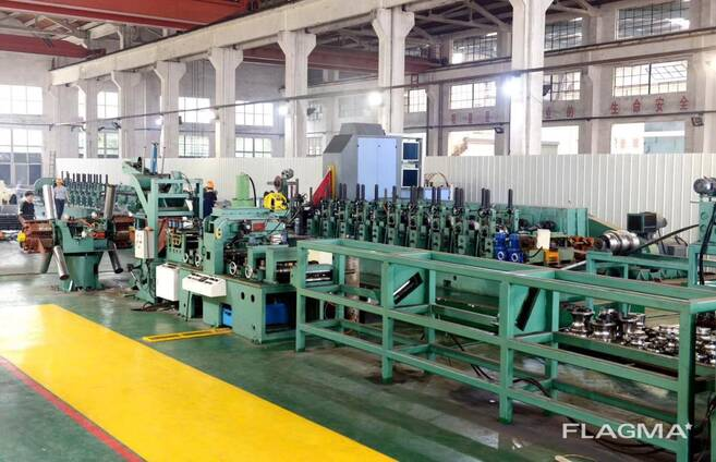 Станок для высокочастотной сварной трубы из Китая цена низка