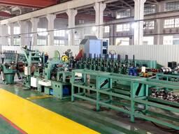 Оборудование по производству высокочастотной сварной трубы в