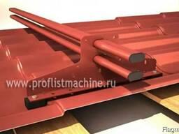 Оборудование производства овальных труб к снегозадержателям