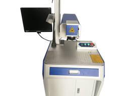 Оптоволоконный лазерный маркиратор по металлу