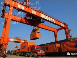 Перевозка сборных грузов из Китая в Минск/Брест по ЖД