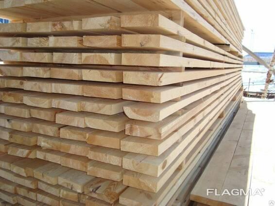 Пиломатериал хвойных пород//Softwood Lumber