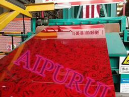 PPGI/PPGL Холоднокатаный рулон с цветным покрытием